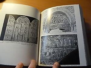 Architecture religieuse-Art roman-Centre international d'études romanes-1969/75