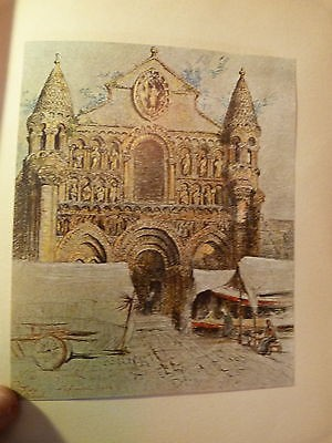 Voyage au pays des sculpteurs romans-Tome I et II-Sculpture-Architecture-1913/14