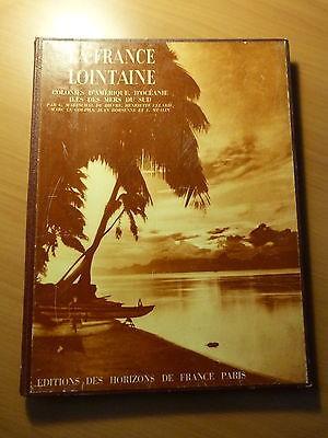 France lointaine-Réunion-Guyane-Guadeloupe-Martinique-Calédonie-Tahiti-Tuamotus