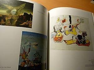 Surréalisme-Art-Les surréalistes en exil et les débuts de l'école de New-York