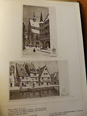 Cartes postales de Hansi-Jean-Jacques Waltz-Robert Perreau-Colmar-Alsace