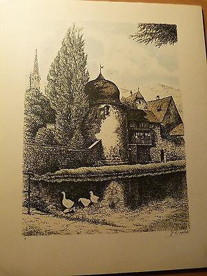 Alsace-Eguisheim-Turckheim-Kaysersberg-Riquewihr-Ribeauvillé-J. Klippstiehl