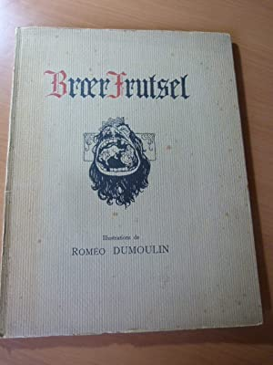 Broer Frutsel. Légende Bruxelloise. Roméo Dumoulin. Bruxelles. Belgique