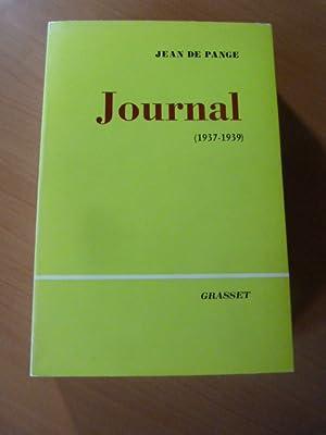Pange Jean de. Journal ( 1927-1930 )