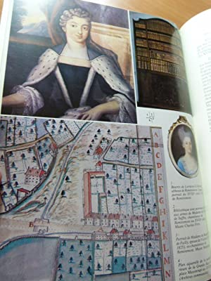 Remiremont. Histoire de la ville et de son Abbaye. Vosges. Lorraine