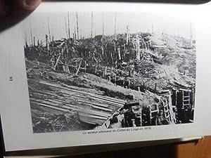 Durlewanger A. Le drame du Linge. Guerre
