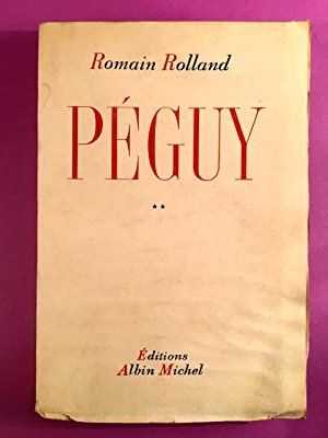 Péguy [tome second]