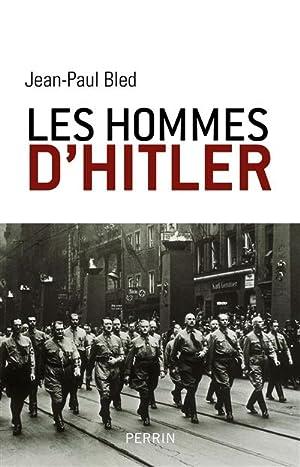 Les Hommes d'Hitler: Bled Jean-Paul