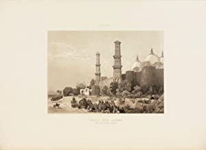 Recollections of India. Drawn on stone by J. D. Harding from the original drawings by the Honoura...