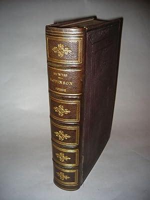 Le Robinson Suisse. Traduit de l'allemand de: WYSS (Johann David).