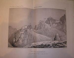 Voyage dans l'Inde, par Victor Jacquemont, pendant: JACQUEMONT (Victor). [Un