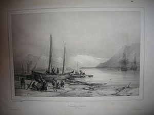 Voyage en Islande et au Groenland. Publié: Gaimard (Joseph-Paul).