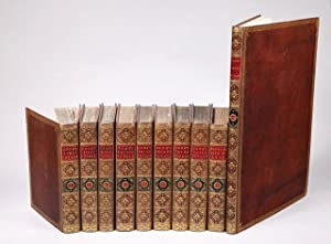 Complet set of the best editions]. An: COOK (Captain James).