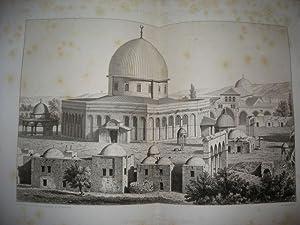 Les Églises de la Terre Sainte par le comte Melchior de Vogüé.: VOGÜE (...