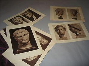 Bustes et Statues-Portraits d'Égypte romaine.: GRAINDOR (Paul).