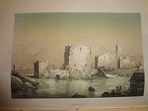 Jérusalem, la côte de Syrie et Constantinople en 1853 par M. Louis Bunel.: BUNEL (...