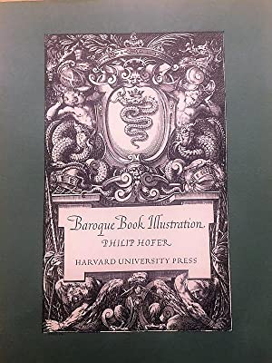 Baroque Book Illustration : A Short Survey from the Collection in the Department of Graphic Arts,...