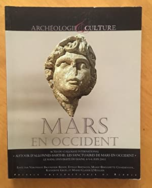 Mars en Occident. Actes du colloque international