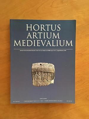 Hortus Artium Medievalium 10.La représentation de la: JURKOVIC (Editeur)