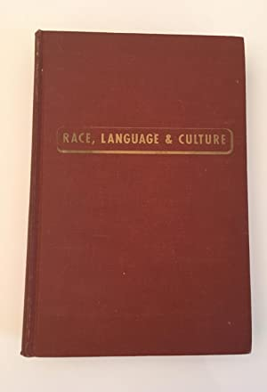 Race, Language and Culture.