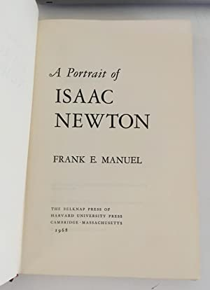 A Portrait of Isaac Newton.