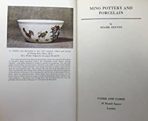 Ming Pottery and Porcelain.