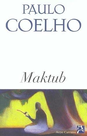 Maktub: Coelho, Paulo