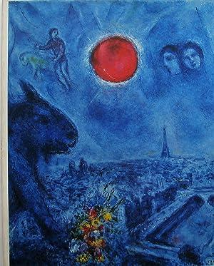 Marc Chagall : Peintures récentes 1967-1977: Musée du Louvre.