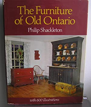 The Furniture of Old Ontario