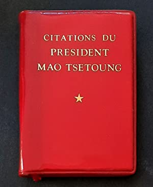 Citations du Président Mao Tse-toung