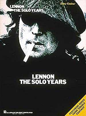Lennon the solo years (easy guitar)