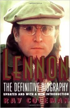Lennon the Definitive Biography