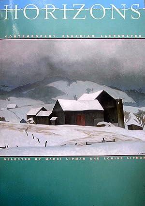 Horizons: Contemporary Canadian landscapes: Lipman, Marci; Lipman,