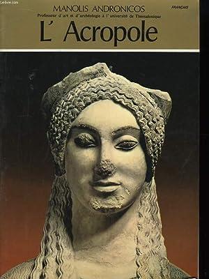 L'acropole: Andronicos, Manolis