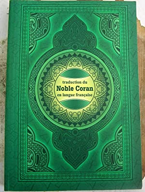 traduction du Noble Coran en langue française