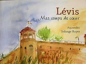 Lévis, Mes coups de coeur: Royer, Solange