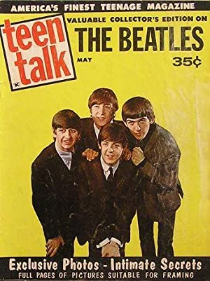 Teen Talk (TeenTalk) Magazine, May/June 1964 - Beatles Collector's Edition