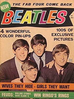 The Beatles,The Fab Four Come Back, Magazine