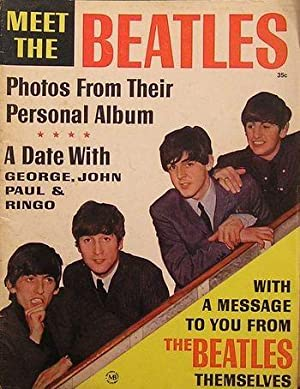 Meet the Beatles. Magazine