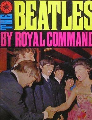 The Beatles by Royal command. Magazine