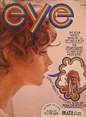 Eye Magazine, aug.68