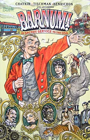 Barnum!: In Secret Service to the USA