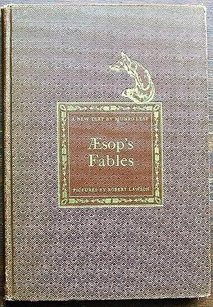 Aesop's Fables: Leaf, Munro; Aesop
