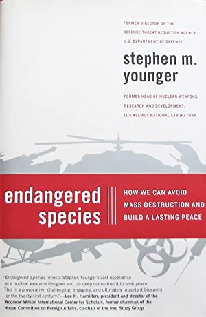 Endangered Species: How We Can Avoid Mass Destruction and Build a Lasting Peace