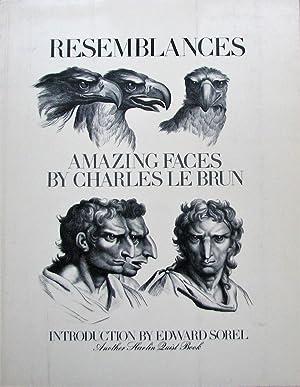 Resemblances, amazing faces: Le Brun, Charles;