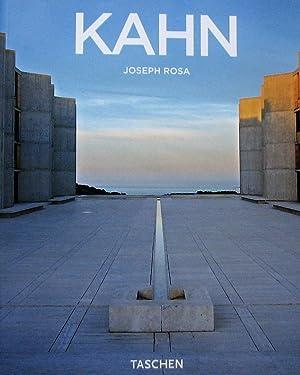 Louis I. Kahn 1901-1974 : L'espace illuminé: Rosa, Joseph