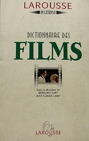 Dictionnaire des films: Rapp, Bernard; Lamy,