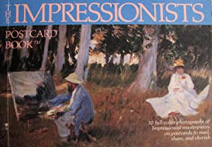 The Impressionists Postcard Book