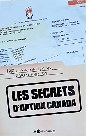 Les secrets d'Option Canada