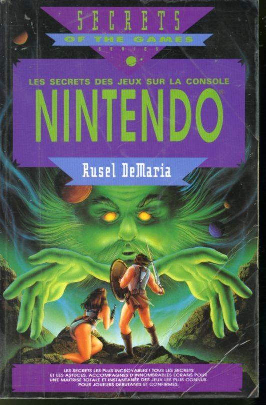 Secrets jeux Nintendo nes vol1 de Rusel Demaria